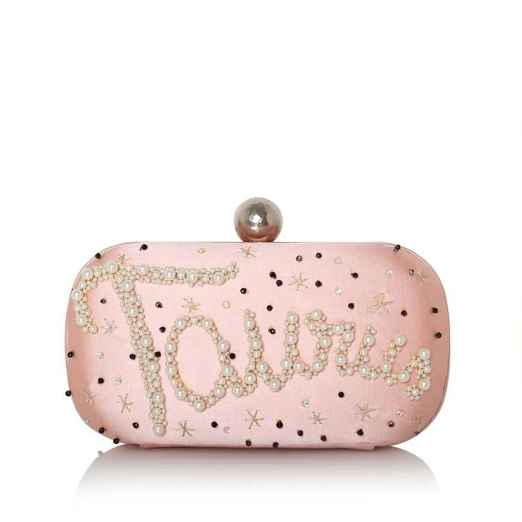 pink box bags black blue pink red night evening handwork astrolove front
