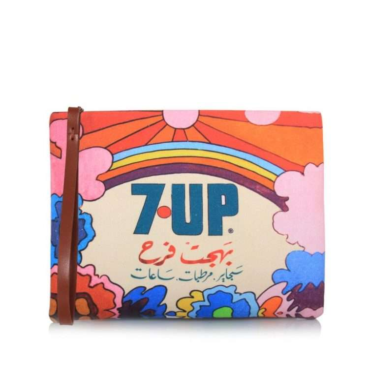 7UP POUCH FRONT