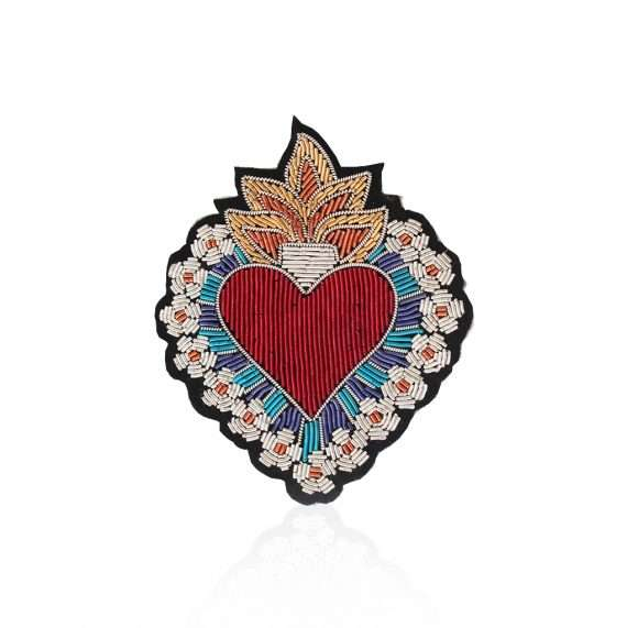 Heart Badge
