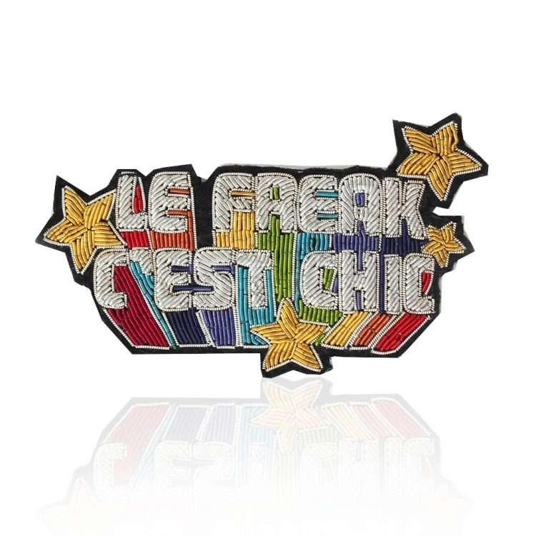 Le Freak Badge