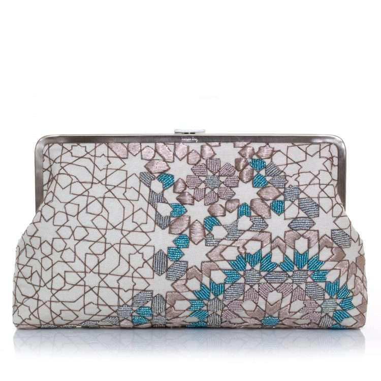 Sarahsbag-arabesque-pastel-clutch-me-bag-front-view