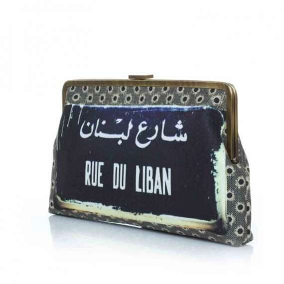 RUE DU LIBAN CLUTCH ME SIDE