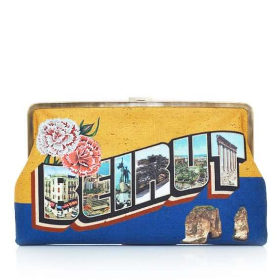 beirut-postcard-clutch-me-front