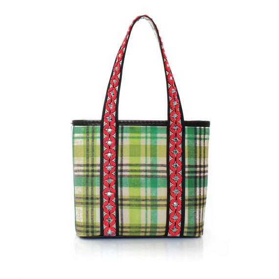 Sarahsbag-minicaba-afrodisiac-checks-front-view