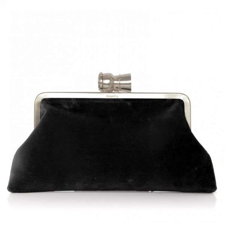 CHAMPAGNE BLACK VELVET CLASSIC FRONT