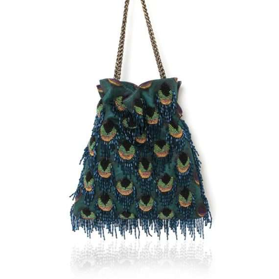 PEACOCK NIGHT FRONT