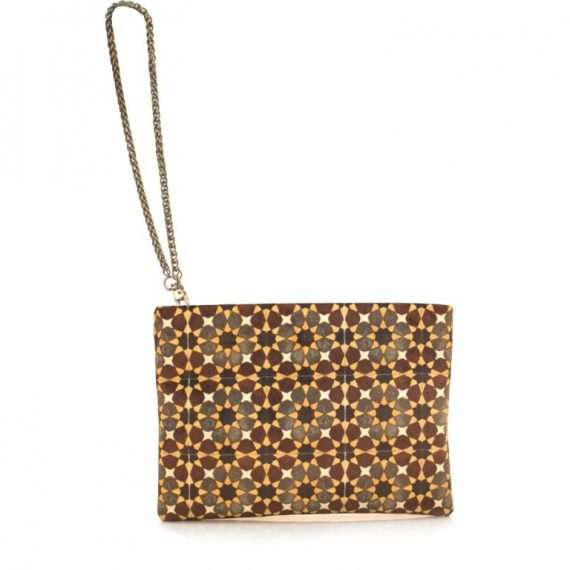 BLATA EARTH MINI POUCH SIDE CHAIN