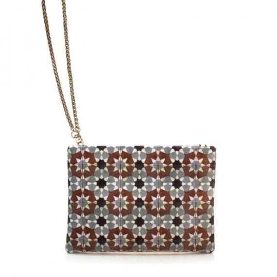 BLATA NEUTRAL MINI POUCH SIDE CHAIN