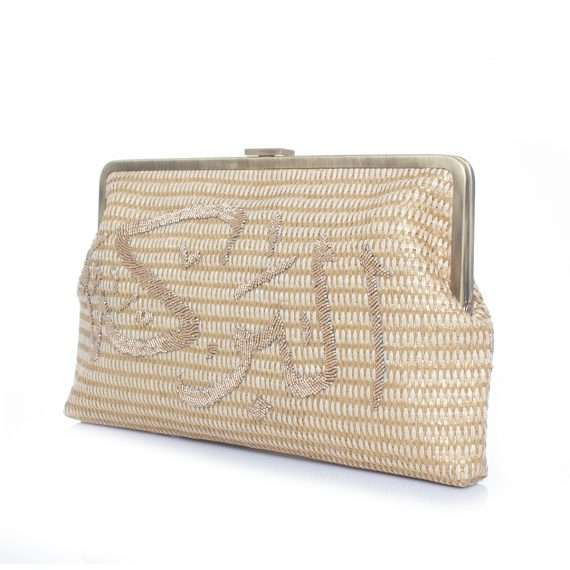 baraka gold clutch me side