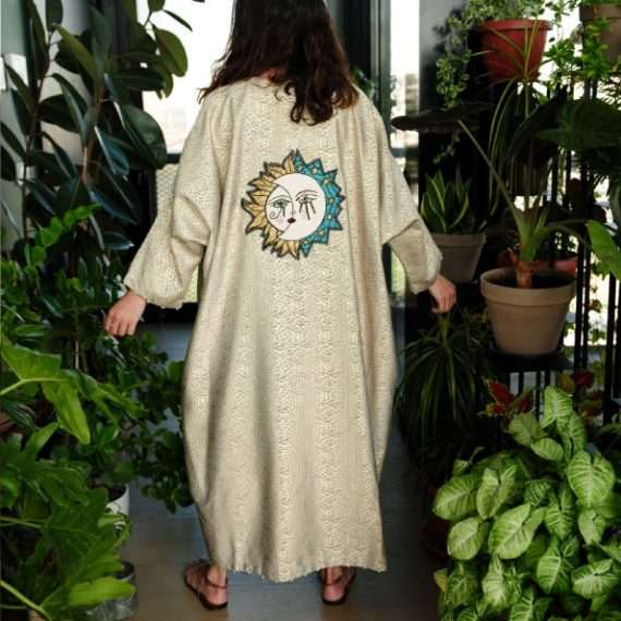Sun-to-Moon-Gold-Nouf-Abaya-back
